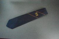 Tie, shown in blue, also available in green, and brown (Large)