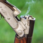 Clay Pigeon Shooting O/U Gun