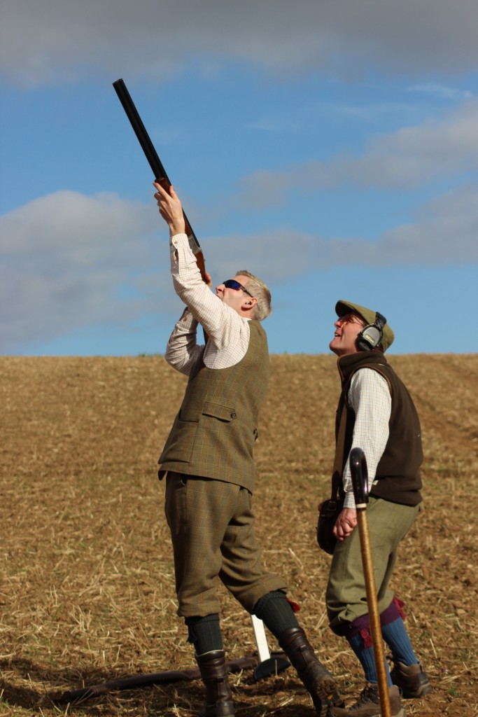 Game shooting lessons