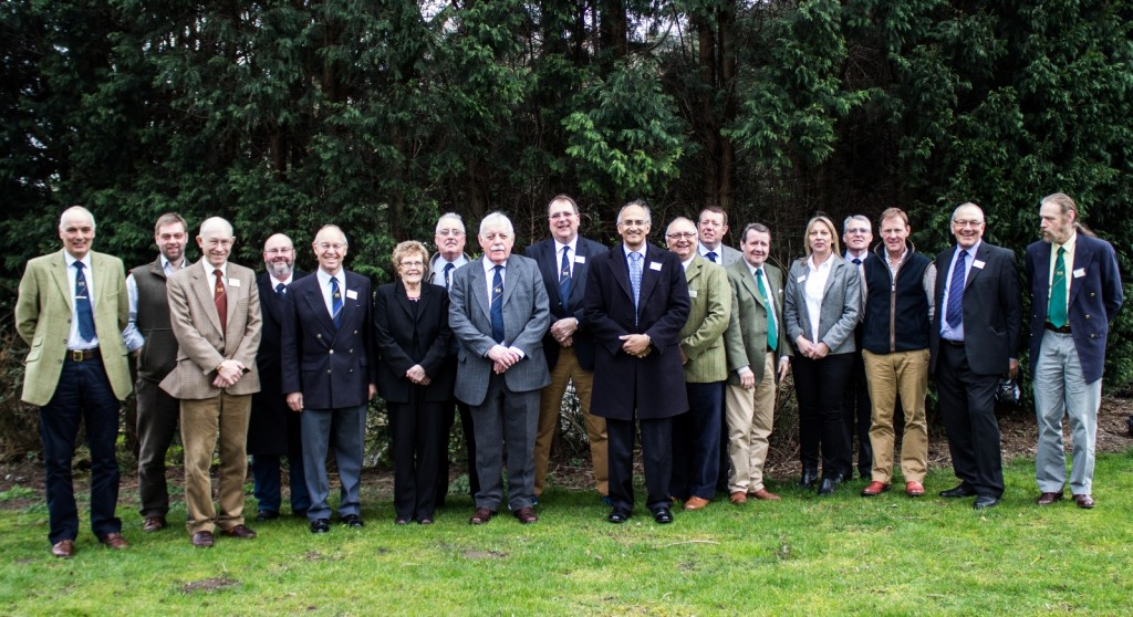 Institute of clay shooting instructors at meeting