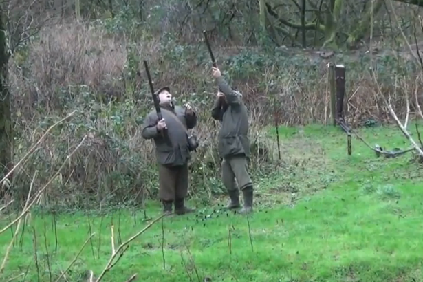 Shocking footage reveals the cruel reality of Britain's £2 billion game  shooting industry - Mirror Online